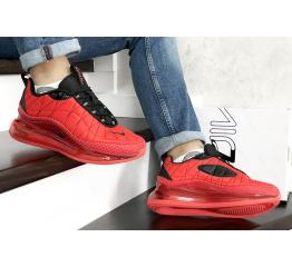 Купить Чоловічі кросівки Nike Air MX-720-818 червоні з чорним в Украине