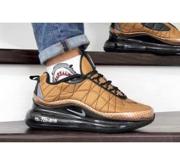 Купить Мужские кроссовки Nike Air MX-720-818 темно-золотые