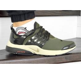 Купить Чоловічі кросівки Nike Air Presto dark-green