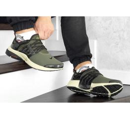Купить Чоловічі кросівки Nike Air Presto dark-green в Украине