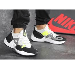 Купить Чоловічі кросівки Nike Huarache E.D.G.E. сірі с черынм в Украине