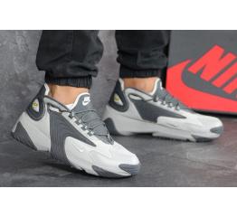 Купить Мужские кроссовки Nike Zoom 2K серые в Украине