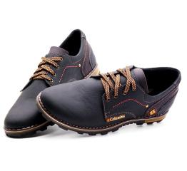 Мужские туфли Columbia черные