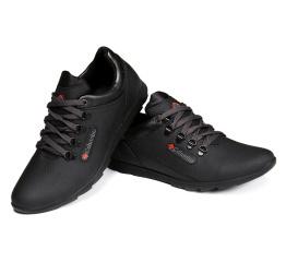 Мужские туфли сникеры Columbia черные