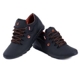 Мужские туфли сникеры Ecco Biom черные