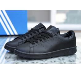 Купить Женские кроссовки Adidas Stan Smith черные