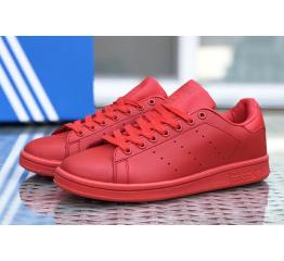 Купить Жіночі кросівки Adidas Stan Smith червоні