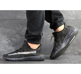 Мужские кроссовки Adidas Yeezy Boost 350 V2 True Form черные