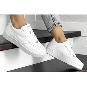 Женские кроссовки Nike Air Force 1 '07 белые