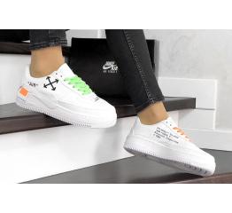 Купить Женские кроссовки Nike Air Force 1 Jester XX x Off-White белые