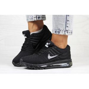 Женские кроссовки Nike Air Max 2017 черные