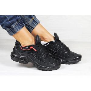 Женские кроссовки Nike Air Max Plus TN черные черные