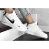 Женские высокие кроссовки Nike Air Force 1 '07 Mid Lv8 Utility белые с черным