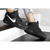 Женские высокие кроссовки Nike Air Force 1 '07 Mid Lv8 Utility черные с белым