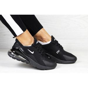 Женские кроссовки Nike Air Max 270 черные