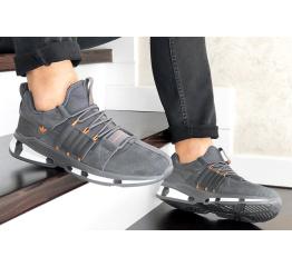 Купить Чоловічі кросівки Adidas ADV EQT сірі в Украине