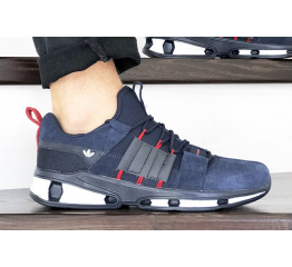 Купить Мужские кроссовки Adidas ADV EQT темно-синие