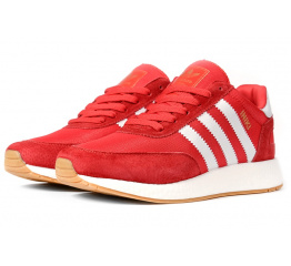 Купить Мужские кроссовки Adidas Iniki Runner красные