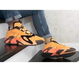 Купить Мужские кроссовки Adidas Streetball оранжевые в Украине