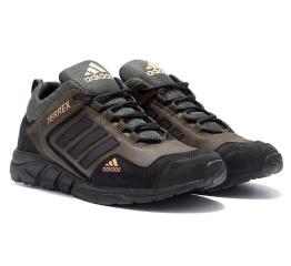 Купить Мужские кроссовки Adidas Terrex хаки в Украине