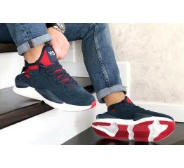 Купить Мужские кроссовки Adidas Y-3 Kaiwa синие