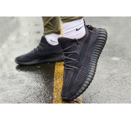Купить Мужские кроссовки Adidas Yeezy Boost 350 V2 черные