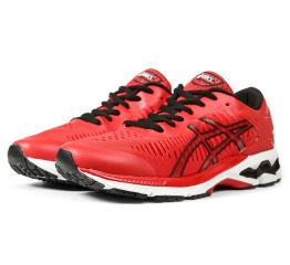 Купить Чоловічі кросівки Asics Gel-Kayano 25 червоні