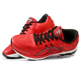 Купить Мужские кроссовки Asics Gel-Kayano 25 красные в Украине