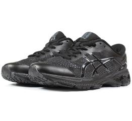 Мужские кроссовки Asics Gel-Kayano 26 черные
