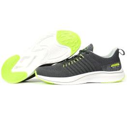 Купить Чоловічі кросівки BaaS Ploa Running темно-сірі в Украине