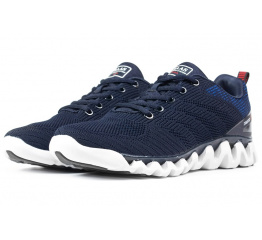 Купить Чоловічі кросівки BaaS Trend System темно-сині