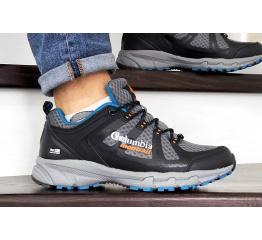 Купить Мужские кроссовки Columbia Montrail серые с черным