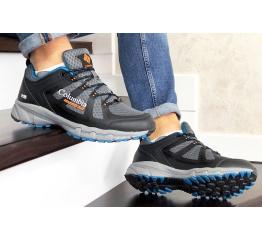 Купить Мужские кроссовки Columbia Montrail серые с черным в Украине