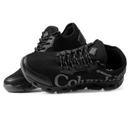 Купить Мужские кроссовки Columbia Sportwear черные в Украине