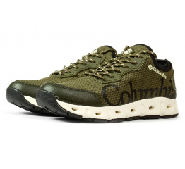 Купить Мужские кроссовки Columbia Sportwear хаки