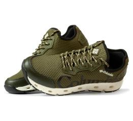 Купить Чоловічі кросівки Columbia Sportwear хаки в Украине
