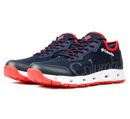 Купить Мужские кроссовки Columbia Sportwear темно-синие