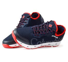 Купить Мужские кроссовки Columbia Sportwear темно-синие в Украине