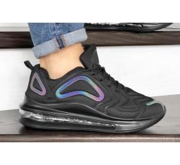 Мужские кроссовки Max черные