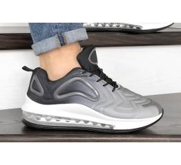 Мужские кроссовки Max серые