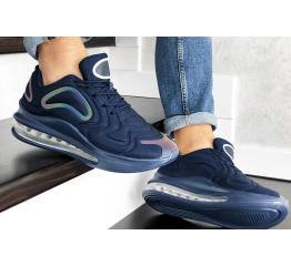 Мужские кроссовки Max темно-синие