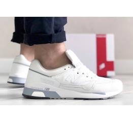 Купить Мужские кроссовки New Balance 1500 белые