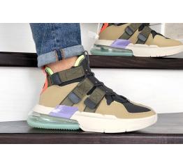 Купить Чоловічі кросівки Nike Air Edge 270 бежеві