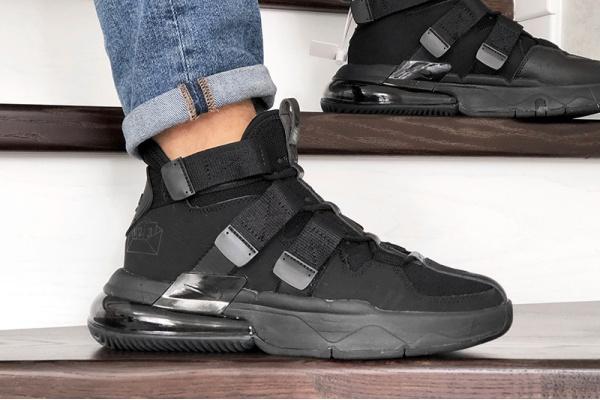 Мужские кроссовки Nike Air Edge 270 черные