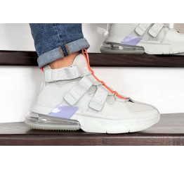 Купить Чоловічі кросівки Nike Air Edge 270 сірі