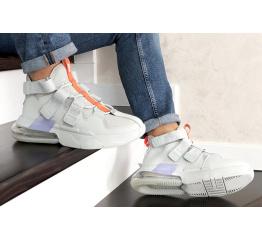 Купить Чоловічі кросівки Nike Air Edge 270 сірі в Украине