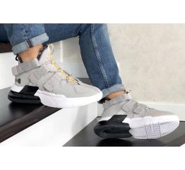 Купить Мужские кроссовки Nike Air Edge 270 серые с белым