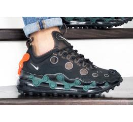 Купить Мужские кроссовки Nike Air Max 720 ISPA черные с зеленым