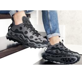 Купить Чоловічі кросівки Nike Air Max 720 ISPA сірі з чорним в Украине