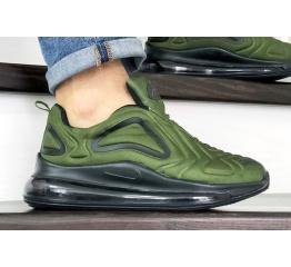 Мужские кроссовки Nike Air Max 720 зеленые